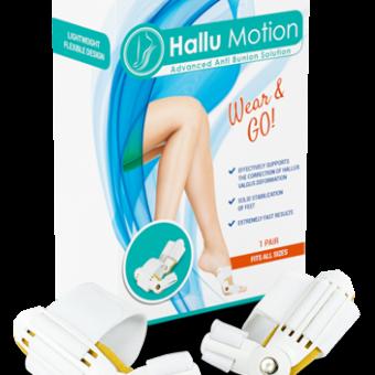 Hallu Motion – najlepsza broń przeciwko halluksom. Sprawdź już dzisiaj!