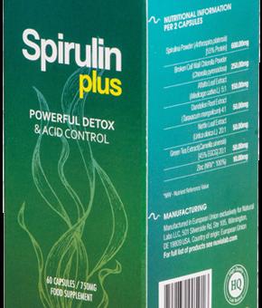 Spirulin Plus- Skuteczny detoks bez morderczych głodówek? Skuteczne odkwaszanie organizmu bez katorżniczych poświęceń? Tak, to realne!