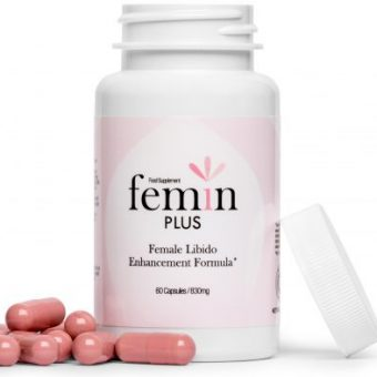 Femin Plus – Kobiety również maja problemy z seksem, natomiast ten specyfik radzi sobie z tymi kłopotami wspaniale!