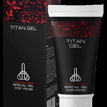 Titan Gel – Zagwarantuje Ci rozmiar o jakim marzysz