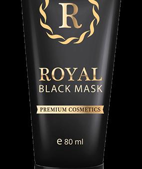 Royal Black Mask – Zadbaj o własną cerę i zapewnij jej aksamitny wygląd