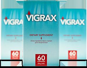 Vigrax – Tabletki na potencję zapewniające dłuższe cieszenie się seksem!