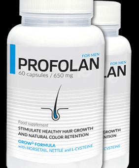 Profolan – Zatrzymaj wypadanie włosów i wesprzyj ich regenerację.